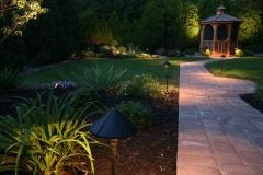 Gartentechnik und Illumination