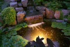 Wasserdichte Beleuchtungen